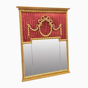 Vintage Spiegel im Louis XVI Stil