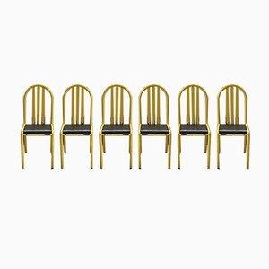 Chaises de Salon par Robert Mallet Stevens, 1960s, Set de 6