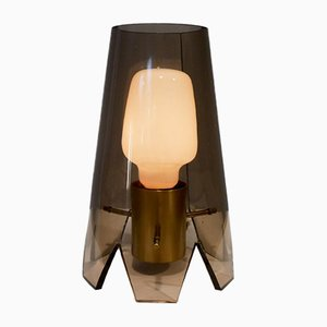 Mid-Century Topas 8 Table Lamp in the Manner of Hans Bergström for Philips