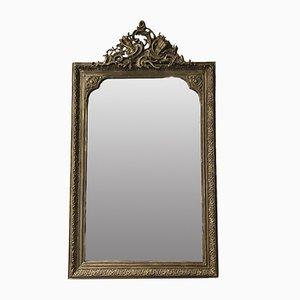 Antique Rose Mirror