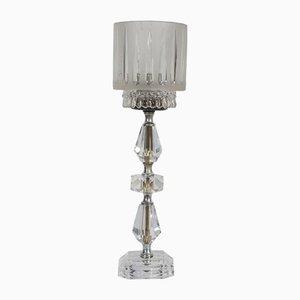 Schwedische Glas Stehlampe von Rosenthal, 1960er