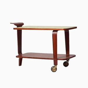 546 Tea Trolley by Willem Lutjens for Gouda den Boer, 1953