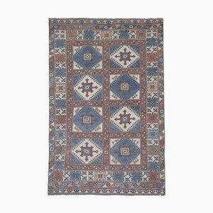 Türkischer Vintage Oushak Teppich, 1970er