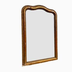 Specchio dorato, inizio XX secolo