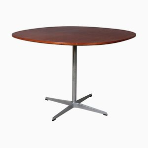 Table Basse par Piet Hein & Arne Jacobsen