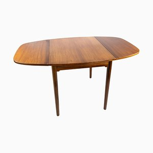 Small Dining Table in Rosewood, Denmark, 1960s