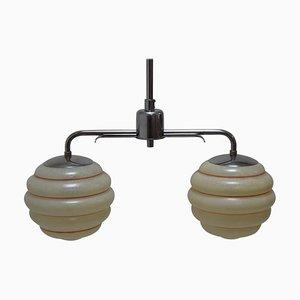 Pendant Lamp, Czechoslovakia, 1950s