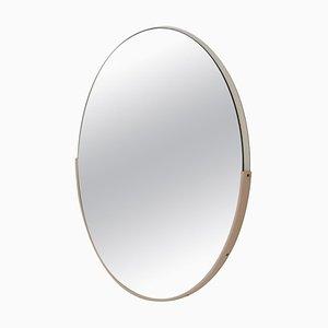 Round Wall Mirror, Czechoslovakia, 1970s