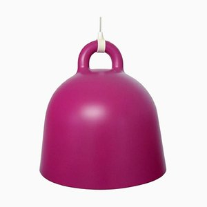 Bell Pendant Lamp in Purple by Andreas Lund and Jacob Rudbeck for Normann Copenhagen