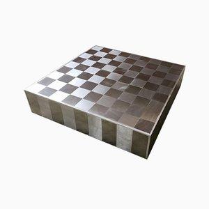 Tavolo in alluminio di Willy Rizzo