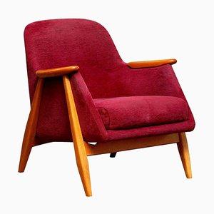 Pallas Club / Easy Armchair by Svante Skogh Asko, Finland, 1950s