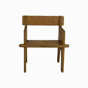 Chaise d'Ecole Peter's par Hans Wegner pour Getema