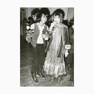 Kenzo Takada, Desfile de moda en París, 1977, Fotografía