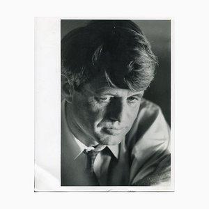 William E. Eppridge, Robert Bobby Kennedy, 1968, Fotografie