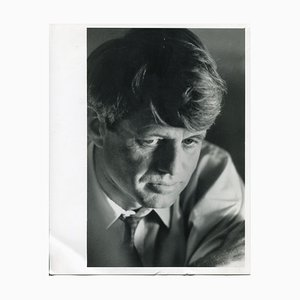 William E. Eppridge, Robert Bobby Kennedy, 1968, Photograph