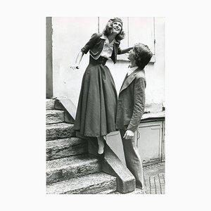 Kenzo Takada, Fashion Show In Paris, 1977, Photograph