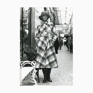 Kenzo Takada, Défilé de Mode à Paris, 1977, Photo