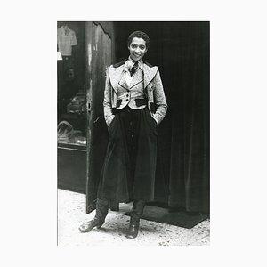 Kenzo Takada, Modenschau in Paris, 1977, Fotografie