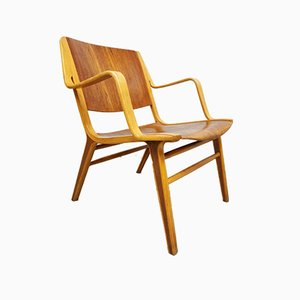 Mid-Century Chair by Hvidt & Mølgaard & Orla Mølgaard Nielsen for Fritz Hansen
