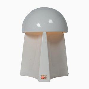 Danish Ceramic Table Lamp from Søholm