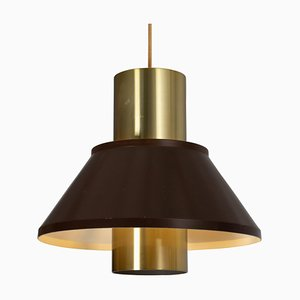 Danish Pendant Lamp by Jo Hammerborg for Fog & Morup, Denmark