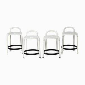 Polo Stool by Anna Castelli for Kartell, 1979, Set of 4