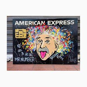 Clem $, Einstein, 2020