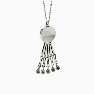 Silver Pendant by Jorma Laine