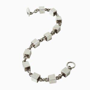 Silbernes Armband von Arvo Saarela