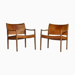 Scandinavian Premiär-69 Armchairs by Per-Olof Scotte for IKEA