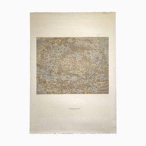 Jean Dubuffet - Floor Traces - Original Lithograph - 1959