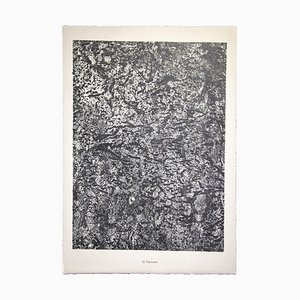 Jean Dubuffet - Courses - from Soil, Land - Original Lithograph - 1959