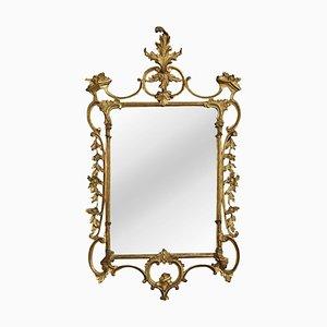 Rococo Revival Giltwood Mirror