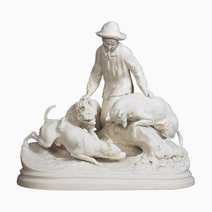 Hunting Figurine