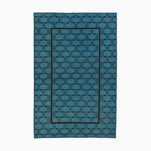 Turquoise Oushak Rug