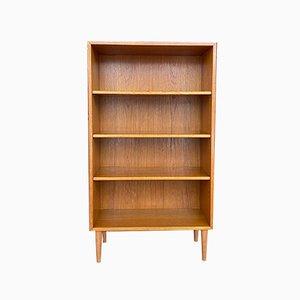 Danish Teak Bookshelf, 1950s