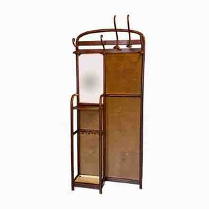 Antique Bentwood Coat Rack by Michael Thonet