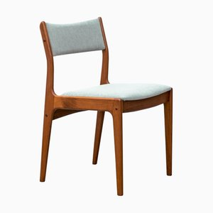 Teak Dining Chairs by Johannes Andersen for Uldum Møbelfabrik, 1960s, Set of 4