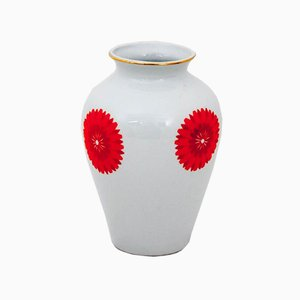 Polnische Porzellanvase für Fabryka Porcelany Chodzież, 1960er