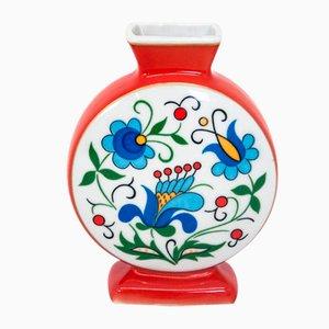 Polish Porcelain Vase for Zakłady Porcelany Stołowej, 1960s