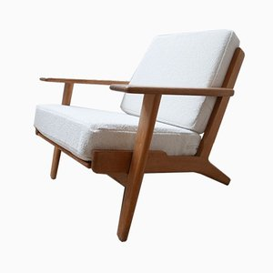 GE290 Armchair by Hans J. Wegner for Getama, 1960s