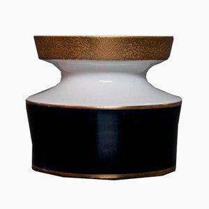 Vase by Unter Weissbach for Echt Kobalt, 1960s