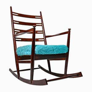 Hungarian Rocking Chair, 1960s