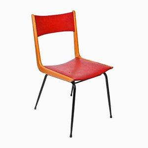 Sedia da scrivania di Carlo de Carli, anni '50