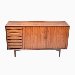 Model OS 63 Rosewood Sideboard by Arne Vodder for Sibast, 1960s