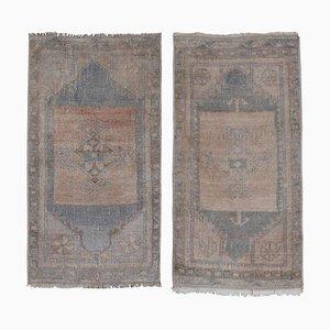 Yastik Carpets, 1970s, Set of 2
