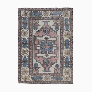 Vintage Oversized Turkish Kars Carpet, 1970s