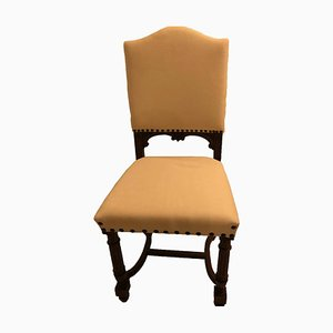 Antique Wooden Dining Room Chair