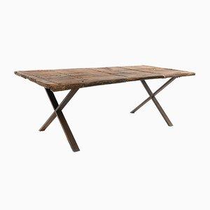 Teak Tür Tisch