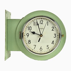 Wall Boat Clock